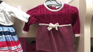 Vestidos bebé recién nacido