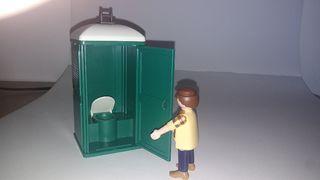 Playmobil urinario portatil