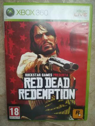 juego RED DEAD REDEMPTION