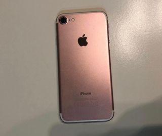 iPhone 7 oro rosa 32GB (¡¡ENTREGA EN MANO!!)