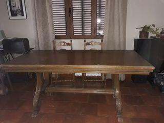 Gran mesa de comedor