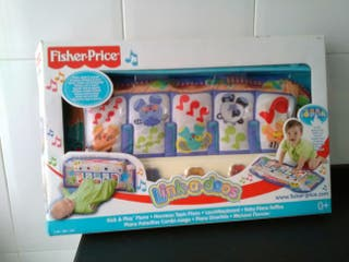 Piano infantil Fisher -Price
