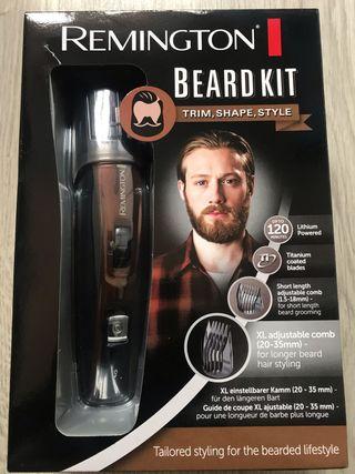 Arregla barbas Remington