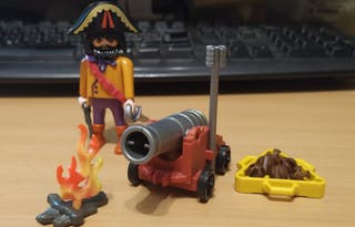 Playmobil OTR1 Pirata 4