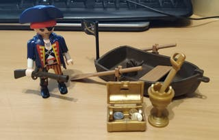 Playmobil OTR1 Pirata 5