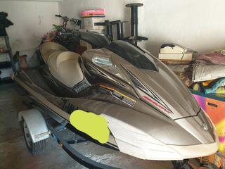 Yamaha fx cruiser ho 1800 sin turbo