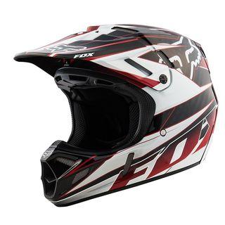 Casco motocross Fox V4 Race (NUEVO)