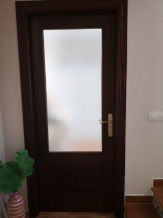 puertas interior madera Wenger