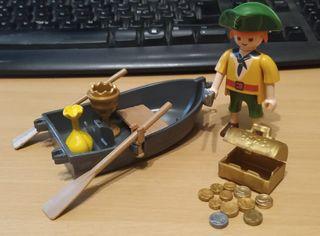 Playmobil OTR1 Pirata 2