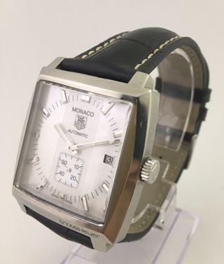 Reloj Tag Heuer Monaco caballero
