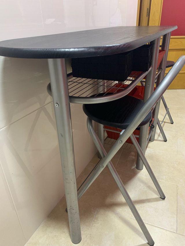 Mueble barra para cocina de segunda mano por 60 € en Pinto en WALLAPOP