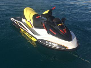 Moto de agua sea doo gtx 155