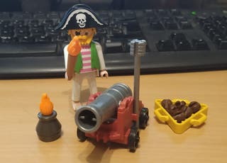 Playmobil OTR1 Pirata 1