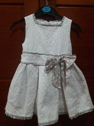 Vestido de niña talla 3 años