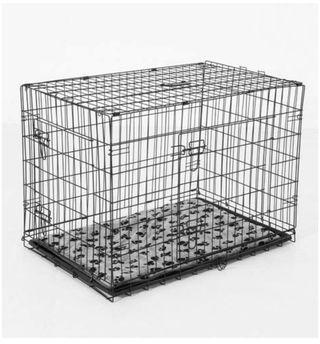 jaula para adiestramiento canino