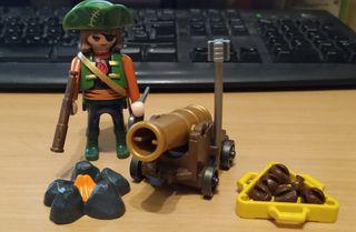 Playmobil OTR1 Pirata 6