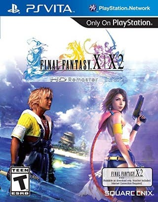 Final Fantasy X Ps Vita