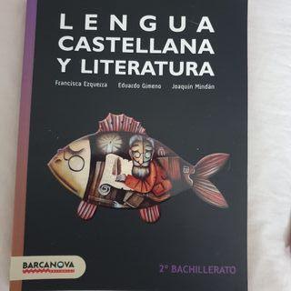 Lengua castellana 2 Bachillerato