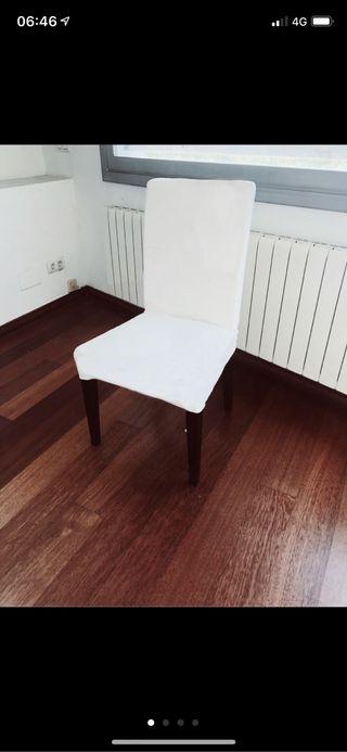 Silla HENRIKSDAL de IKEA ( 4 unidades)