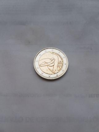 MONEDA CONMMEMORATIVA DE 2 EUROS FRANCIA 2017