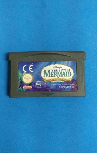 Game Boy Advance - La Sirenita