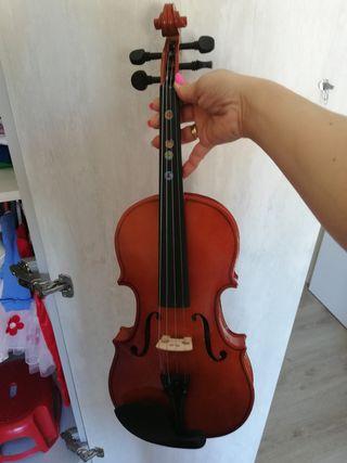 violin 3/4 comprado este mismo año