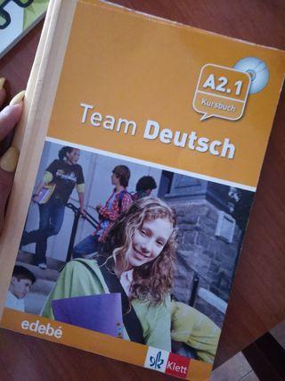 libros de alemán 3 eso