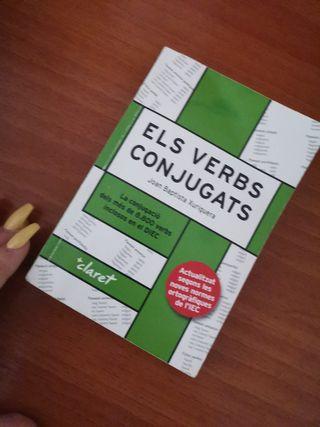 libro de verbos conjugados de catalan