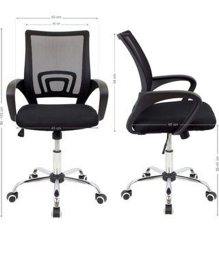 Silla escritorio ergonomica,sin apenas uso
