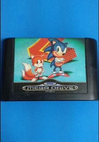Mega Drive - Sonic 2