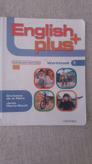 LIBRO ENGLISH+PLUS WORKBOOK 1