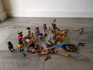 Playmobil fiesta de piratas