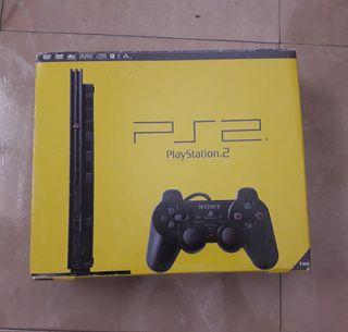 Caja vacía ps2, Playstation2