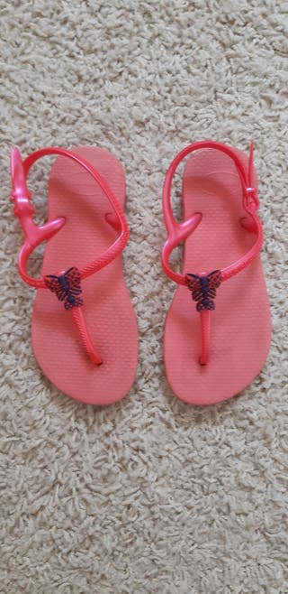 playeras zapatillas chanclas zapatos 27 28