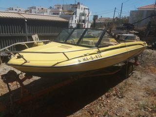 Barca en venta