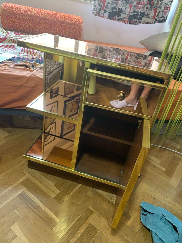 Mueble estanterías cómoda 71x57.5x24.5