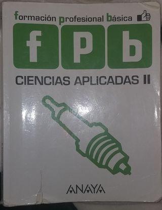 Ciencias aplicadas 2, fpb, Anaya.