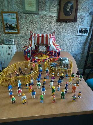 Circo playmobil 4230 + extras