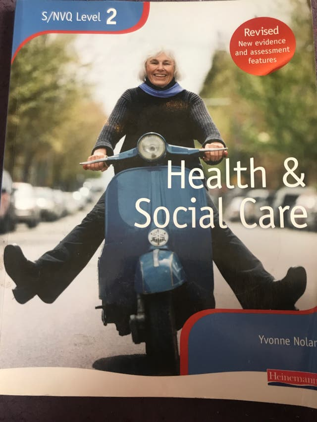 Health and social care book