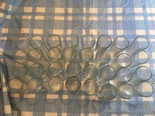 50- Vasos de tubo
