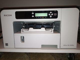 Impresora Sublimación + Accesorios