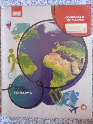 Libro Social Science 5 primaria
