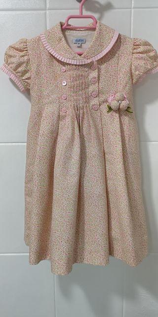 vestido niña Dulces T. 3