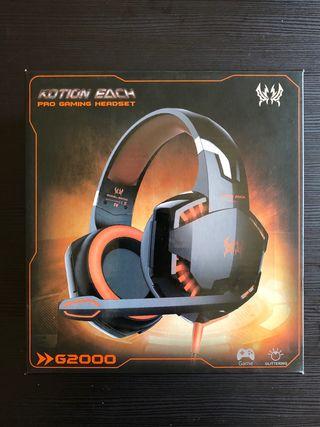 Kotion Each G2000 USB - Auriculares Gaming