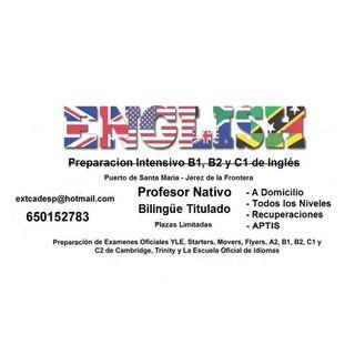 Clases de Inglés Nativo Jerez y El Puerto