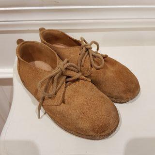 Zapatos serraje número 24