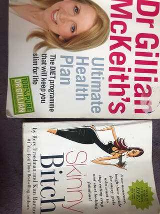 2 diet books