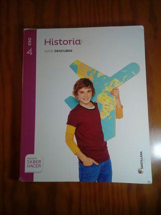 Libro de historia 4°ESO