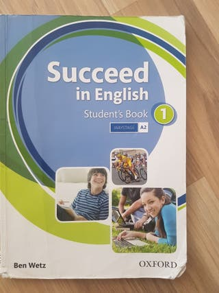 Succeed in English 1 Material de ESO Oxford