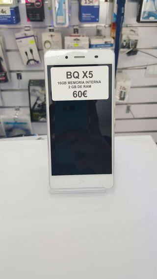 BQ X5 (16GB 2 GB)